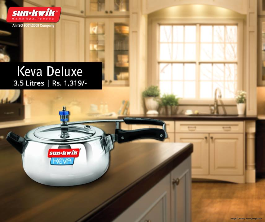 Save Gas by using Pressure Cooker