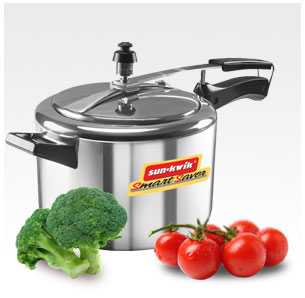 Pressure cooker accessories in India